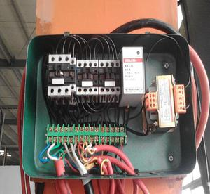 电动葫芦电器箱