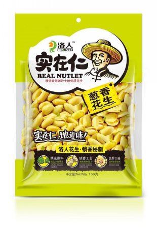 葱香花生米代理