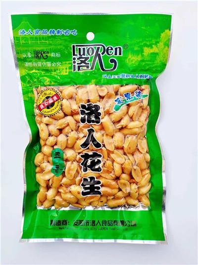 香脆五香花生米