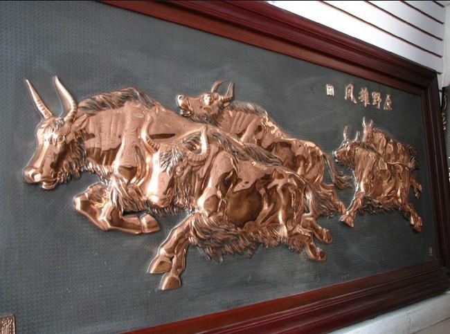 河南郑州铜雕塑厂