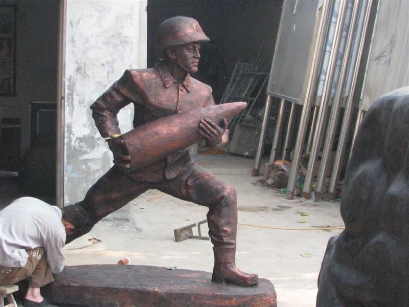 郑州铜铸雕塑