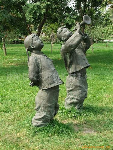 郑州人物雕塑工艺