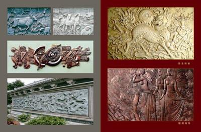 大型金属雕塑工程公司