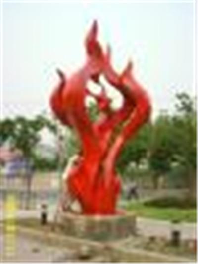陕西园林雕塑安装
