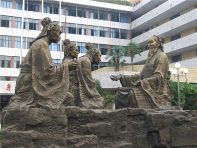 郑州校园人物雕塑供应