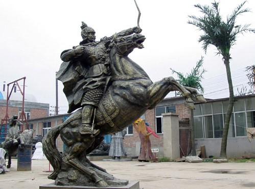 郑州人物雕塑作品