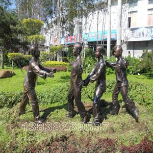 河南现代人物雕塑