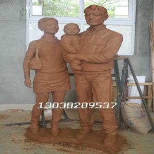 郑州现代人物雕塑
