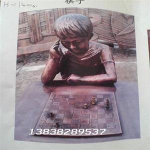 河南校园人物雕塑
