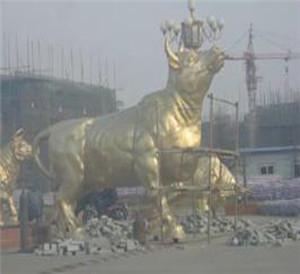 郑州锻铜雕塑公司