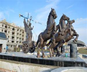 锻铜雕塑厂