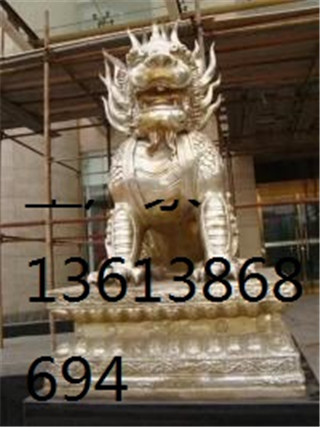 郑州铸铜雕塑制作