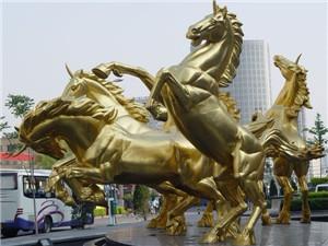 开封大型玻璃钢雕塑
