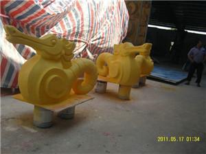 洛阳玻璃钢雕塑加工