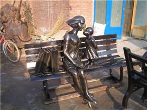 洛阳玻璃钢校园雕塑