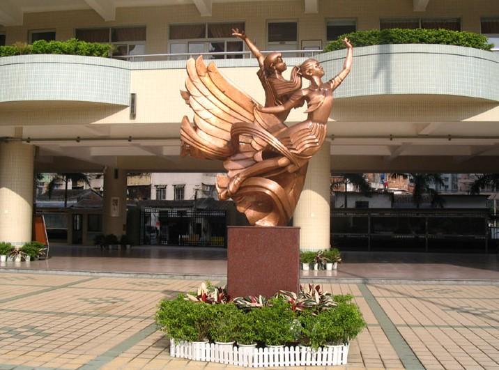 安阳校园雕塑厂家