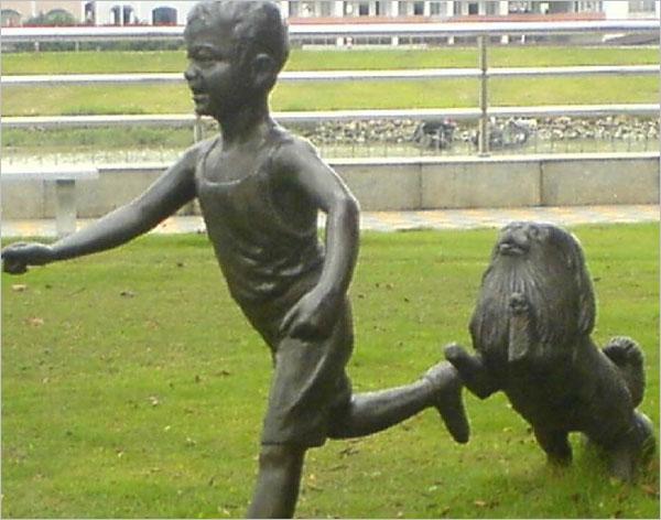 安阳锻铜雕塑
