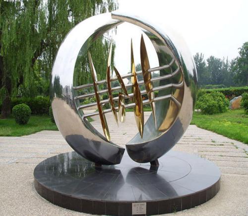 郑州不锈钢雕塑厂家批发