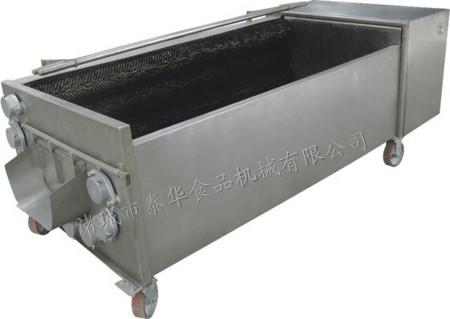 【厂家】果蔬清洗流水线其主要的特色 果蔬清洗流水线操作时有哪些需注意