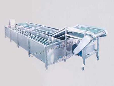 【多图】果蔬清洗流水线的简介 果蔬清洗流水线操作时需要留心