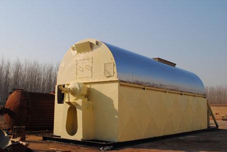 山东管束干燥机