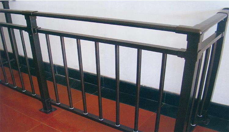 云南锌钢阳台护栏