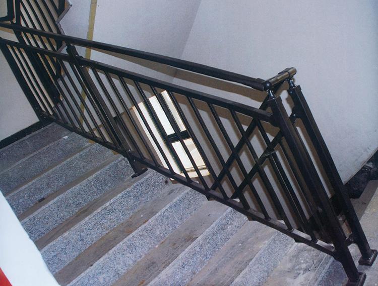 别墅楼梯扶手