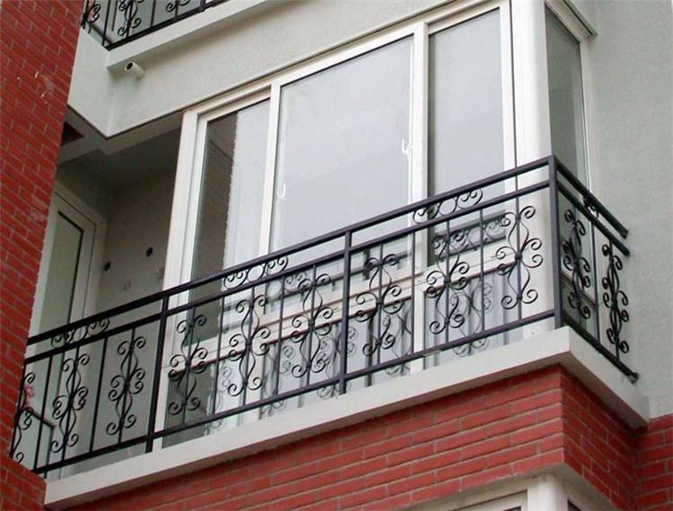 锌钢护窗护栏报价