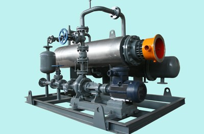 500KW防爆电加热导热油炉