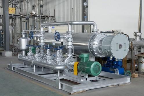 1035KW防爆电加热导热油炉