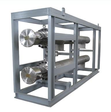 900KW电加热器撬块