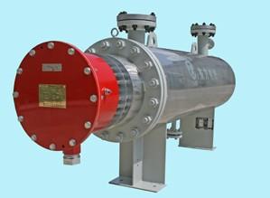 1600KW水蒸汽电加热器-带保温层