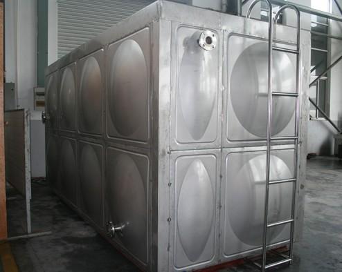 热水循环系统水箱