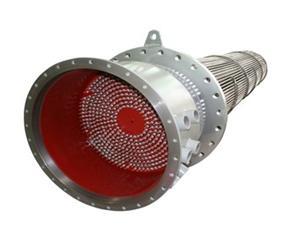 江苏1500KW集束式电加热器