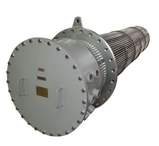 江苏1200KW集束式电加热器