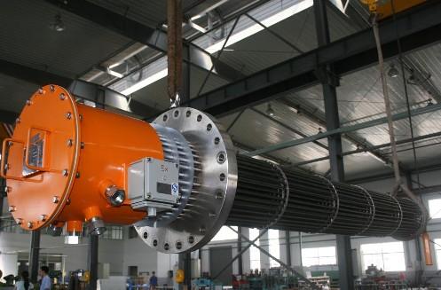 新萄京官网_700KW集束式电加热器