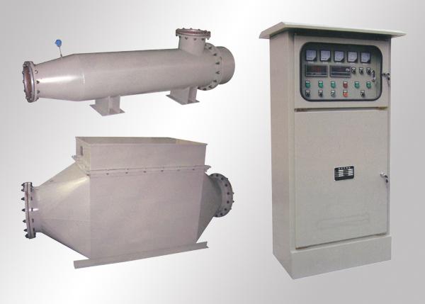 电厂脱硫空气加热装置
