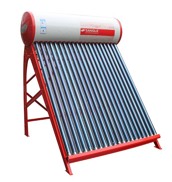 昆明太陽能熱水器原理(華彩王雲南)