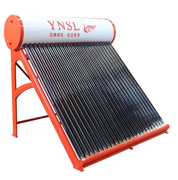 云南太陽能熱水器價格