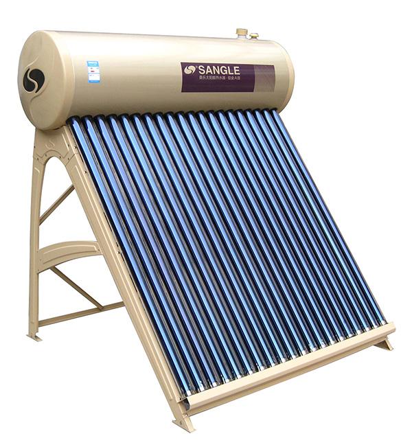 雲南鉑金太陽能熱水器