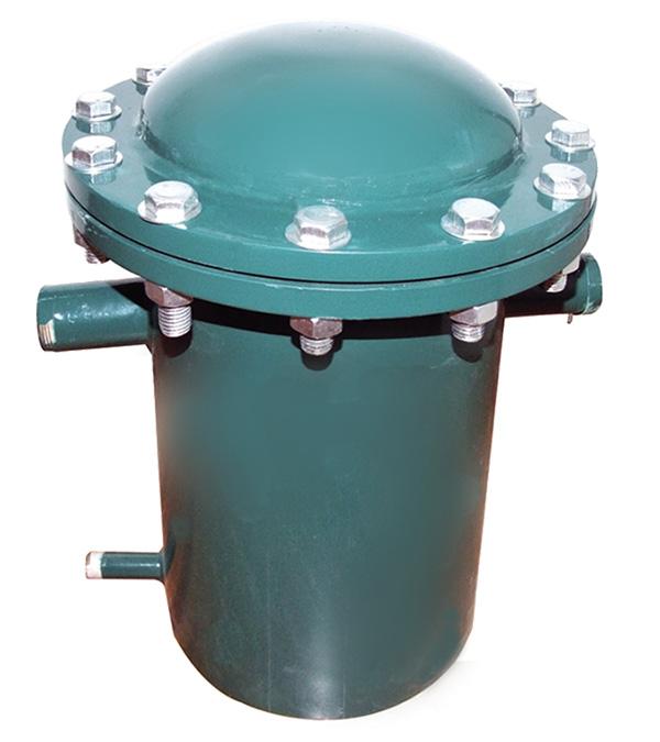 熱水防垢器