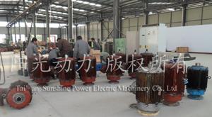 黑龙江直驱电机公司