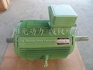 水平轴风力永磁发电机