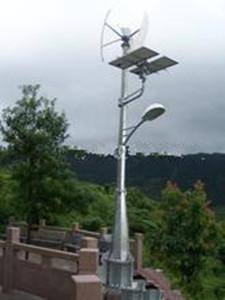 盘式风力永磁发电机