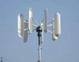 垂直轴风力发电机组