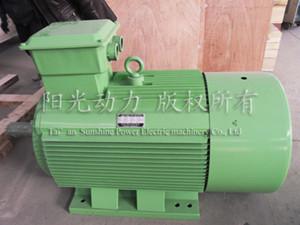 永磁高效发电机