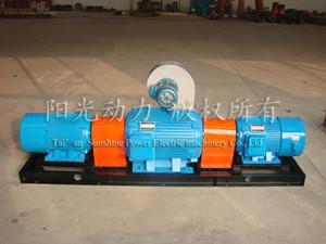 风力发电机试验装置