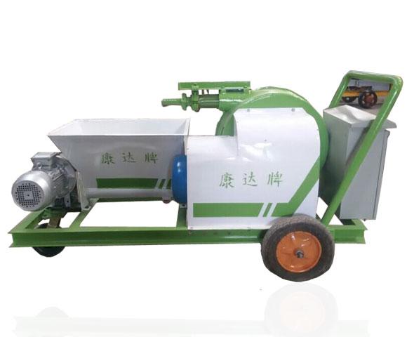 水泥砂浆泵喷涂机
