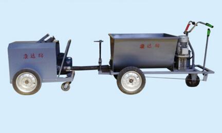 电动砂浆转运车