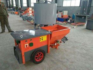 郑州全自动砂浆喷涂机设备价格